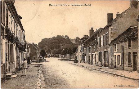 Donzy Faubourg de Bouhy