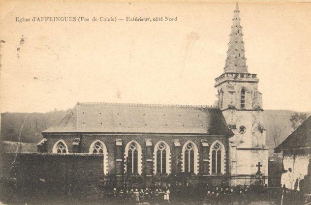 Eglise D'Affringues (Pas-de-Calais)