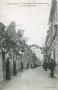 Donzy comice 1909 la rue des moulins