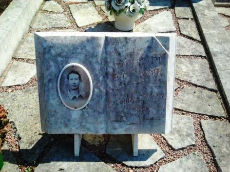 Paul Lemaire 1944 Monument aux Morts Donzy