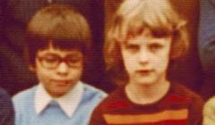 Michel Gondry et Dominique Lemaire classe de cm1 1972